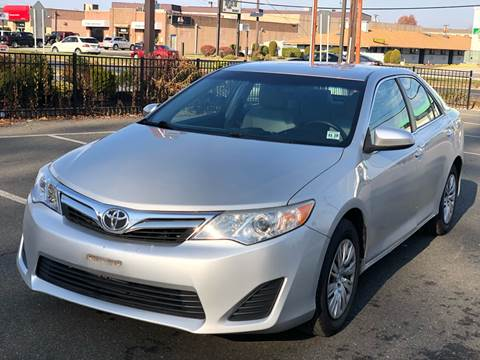 2014 Toyota Camry for sale at MAGIC AUTO SALES in Little Ferry NJ