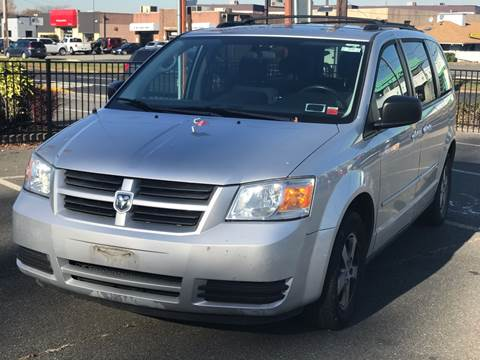 2010 Dodge Grand Caravan for sale at MAGIC AUTO SALES in Little Ferry NJ