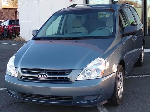 2009 Kia Sedona for sale at MAGIC AUTO SALES in Little Ferry NJ