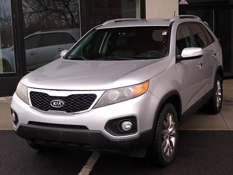 2011 Kia Sorento for sale at MAGIC AUTO SALES in Little Ferry NJ