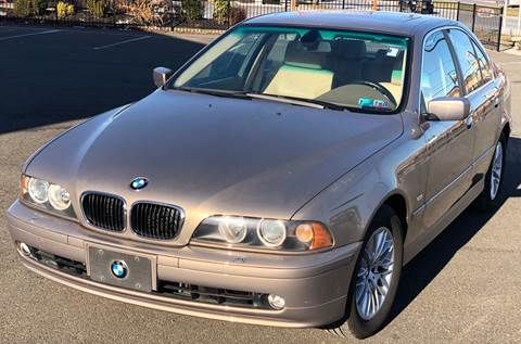 2003 BMW 5 Series for sale at MAGIC AUTO SALES in Little Ferry NJ