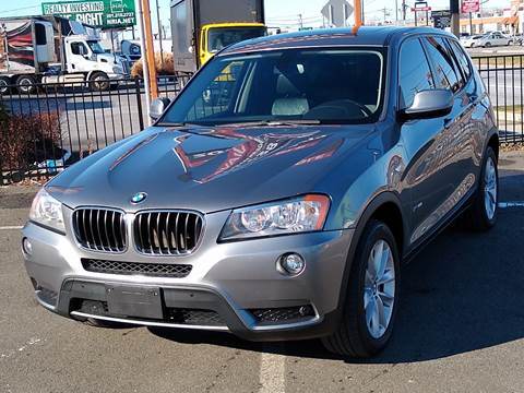 2013 BMW X3 for sale at MAGIC AUTO SALES in Little Ferry NJ