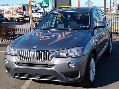 2015 BMW X3 for sale at MAGIC AUTO SALES in Little Ferry NJ