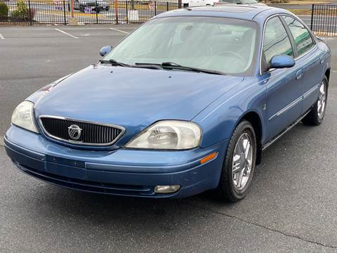 2002 Mercury Sable for sale at MAGIC AUTO SALES in Little Ferry NJ