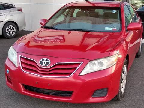 2010 Toyota Camry for sale at MAGIC AUTO SALES in Little Ferry NJ