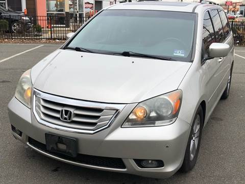 2008 Honda Odyssey for sale at MAGIC AUTO SALES in Little Ferry NJ