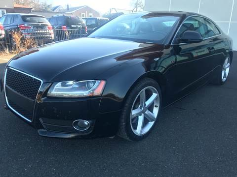 2009 Audi A5 for sale at MAGIC AUTO SALES in Little Ferry NJ