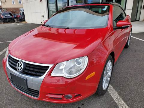 2009 Volkswagen Eos for sale at MAGIC AUTO SALES in Little Ferry NJ