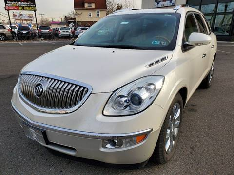 2011 Buick Enclave for sale at MAGIC AUTO SALES in Little Ferry NJ