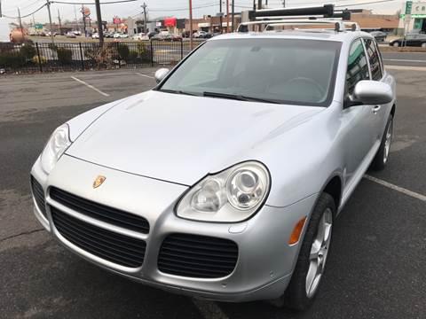 2006 Porsche Cayenne for sale at MAGIC AUTO SALES in Little Ferry NJ