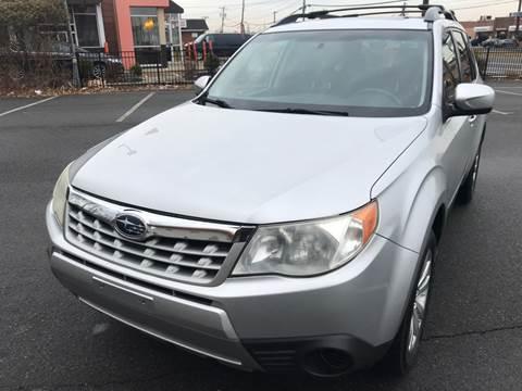 2011 Subaru Forester 2.5X Premium for sale at MAGIC AUTO SALES in Little Ferry NJ