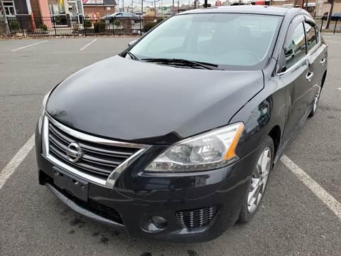 2013 Nissan Sentra for sale at MAGIC AUTO SALES - Magic Auto Prestige in South Hackensack NJ