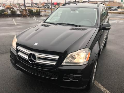 2008 Mercedes-Benz GL-Class for sale at MAGIC AUTO SALES in Little Ferry NJ