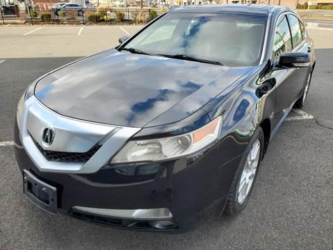 2010 Acura TL for sale at MAGIC AUTO SALES in Little Ferry NJ