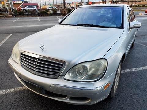 2003 Mercedes-Benz S-Class for sale at MAGIC AUTO SALES in Little Ferry NJ
