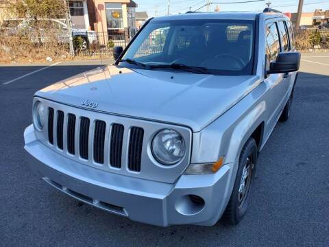 2009 Jeep Patriot for sale at MAGIC AUTO SALES in Little Ferry NJ
