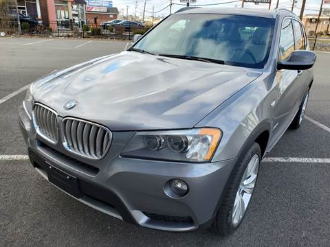 2011 BMW X3 for sale at MAGIC AUTO SALES in Little Ferry NJ