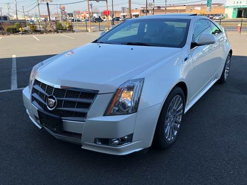 2011 Cadillac CTS for sale at MAGIC AUTO SALES in Little Ferry NJ