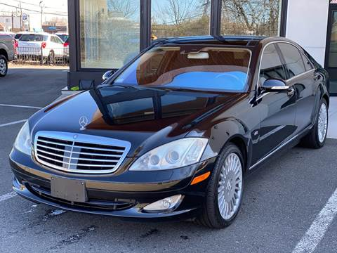 2007 Mercedes-Benz S-Class S 600 for sale at MAGIC AUTO SALES in Little Ferry NJ
