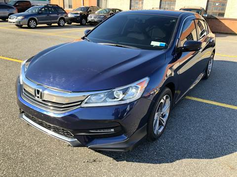 2016 Honda Accord for sale at MAGIC AUTO SALES in Little Ferry NJ