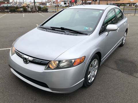 2008 Honda Civic LX for sale at MAGIC AUTO SALES in Little Ferry NJ