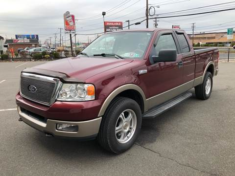 2005 Ford F-150 for sale at MAGIC AUTO SALES - Magic Auto Prestige in South Hackensack NJ