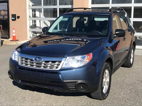 2011 Subaru Forester for sale at MAGIC AUTO SALES in Little Ferry NJ