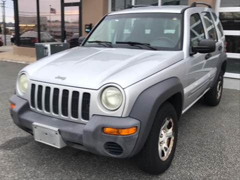 2002 Jeep Liberty for sale at MAGIC AUTO SALES - Magic Auto Prestige in South Hackensack NJ