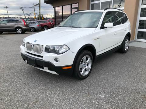 2008 BMW X3 for sale at MAGIC AUTO SALES in Little Ferry NJ