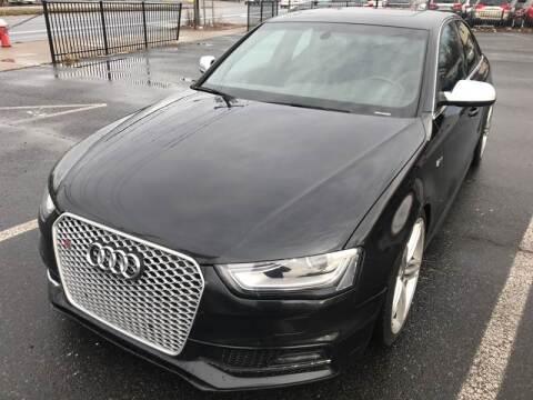2013 Audi S4 3.0T quattro Prestige for sale at MAGIC AUTO SALES in Little Ferry NJ