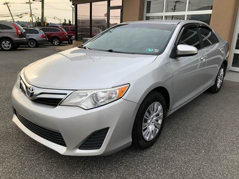 2013 Toyota Camry for sale at MAGIC AUTO SALES in Little Ferry NJ