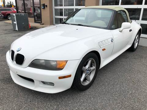 1997 BMW Z3 for sale at MAGIC AUTO SALES in Little Ferry NJ