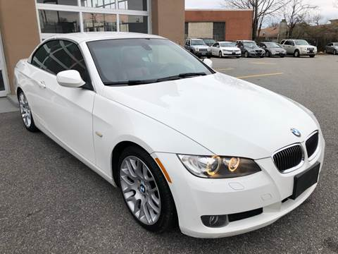 2010 BMW 3 Series for sale at MAGIC AUTO SALES in Little Ferry NJ