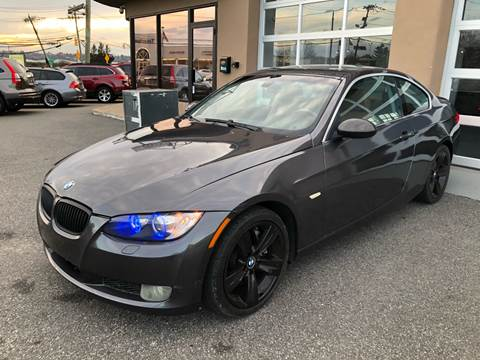 2008 BMW 3 Series for sale at MAGIC AUTO SALES in Little Ferry NJ