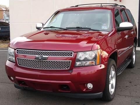 2010 Chevrolet Tahoe LTZ for sale at MAGIC AUTO SALES in Little Ferry NJ