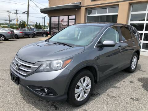 2012 Honda CR-V for sale at MAGIC AUTO SALES in Little Ferry NJ