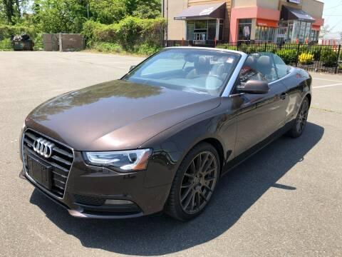 2013 Audi A5 for sale at MAGIC AUTO SALES - Magic Auto Prestige in South Hackensack NJ
