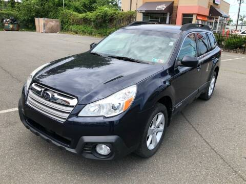 2013 Subaru Outback for sale at MAGIC AUTO SALES in Little Ferry NJ