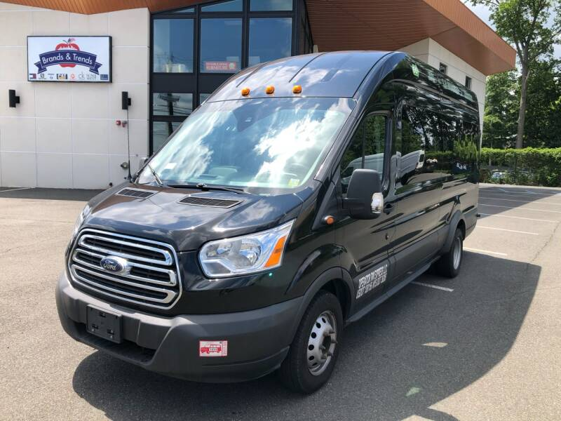 2018 Ford Transit Passenger for sale at MAGIC AUTO SALES in Little Ferry NJ