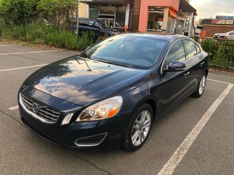 2012 Volvo S60 for sale at MAGIC AUTO SALES in Little Ferry NJ
