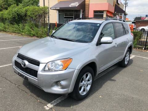 2012 Toyota RAV4 for sale at MAGIC AUTO SALES in Little Ferry NJ