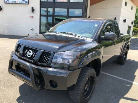 2004 Nissan Titan for sale at MAGIC AUTO SALES in Little Ferry NJ