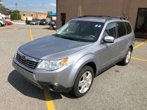 2009 Subaru Forester for sale at MAGIC AUTO SALES - Magic Auto Prestige in South Hackensack NJ