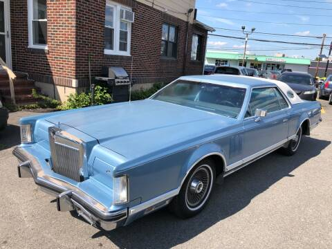 1978 Lincoln Continental for sale at MAGIC AUTO SALES in Little Ferry NJ