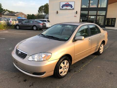 2005 Toyota Corolla for sale at MAGIC AUTO SALES in Little Ferry NJ