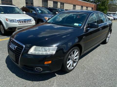 2011 Audi A6 for sale at MAGIC AUTO SALES - Magic Auto Prestige in South Hackensack NJ