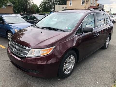 2011 Honda Odyssey for sale at MAGIC AUTO SALES in Little Ferry NJ