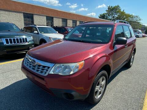 2012 Subaru Forester for sale at MAGIC AUTO SALES - Magic Auto Prestige in South Hackensack NJ