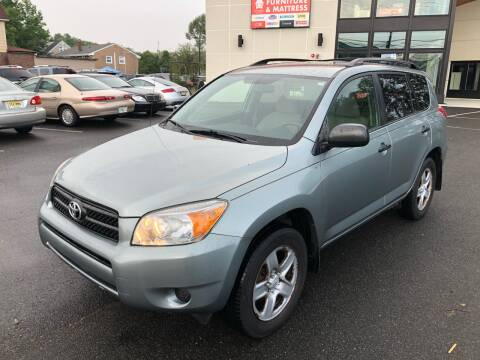 2007 Toyota RAV4 for sale at MAGIC AUTO SALES in Little Ferry NJ