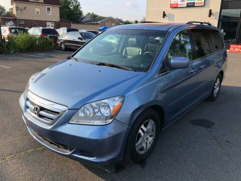 2007 Honda Odyssey for sale at MAGIC AUTO SALES in Little Ferry NJ